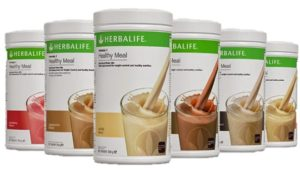 The Herbalife Shakes